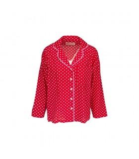 Avoca - Pyjamas Rød