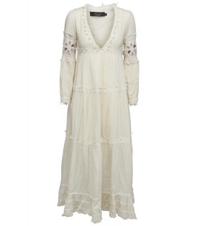 Mille K lang kjole