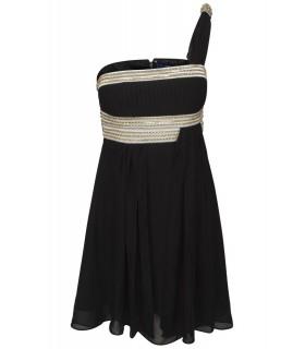 Goddess kort gudinde kjole