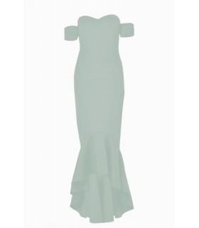 Goddess - lys blå kjole