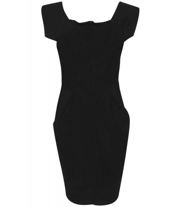 7a297feb2766 Goddess kjole med asymmetrisk strop