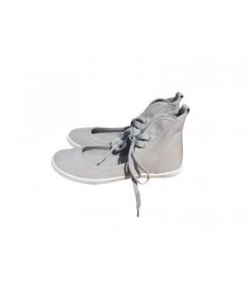 SHOESHOE grå ballarina sneakers