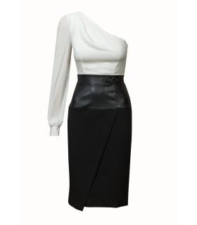 Elise Ryan oneshoulder kjole