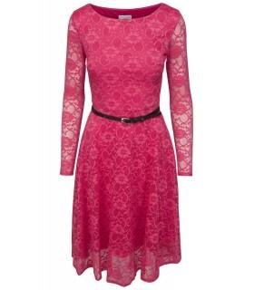 Goddess pink blonde kjole
