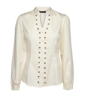 Paris Fashion hvid skjorte