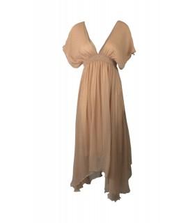Mes Demoiselles kjole med prikker
