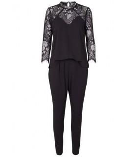 Neo Noir Tonic Lace jumpsuit