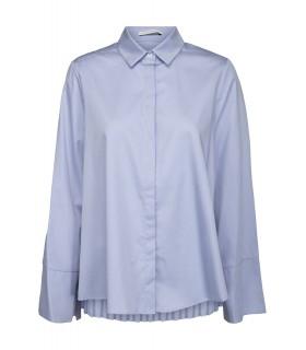 FWSS Fall Winter Spring Summer Liv lysblå oversize skjorte