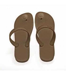 Gurus - brune bæredygtige sandaler